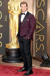 my Aussie hottie from the 2014 Oscars<3