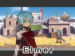 this actually from a game but I wonder if it's ok...&yes,pic's small but I've already tried to find a bigger one but never found it... it's Elmer from Rondo of Swords