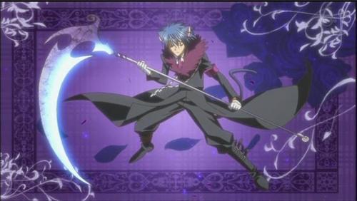 Ikuto Tsukuyomi Character Transformation Death Rebel