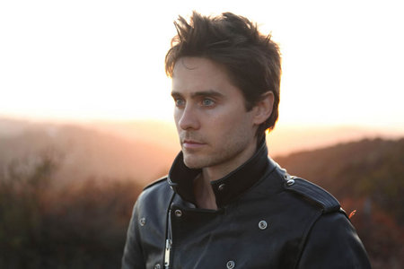 Jared with a far away vacant look<3