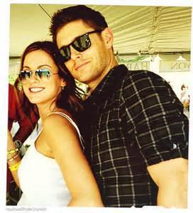 Mr and Mrs Jensen Ackles <3