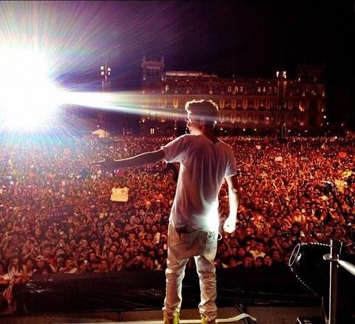 Justin in Mexico!