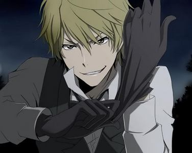 That's hard, I've a ton of anime crushes!! But here's Shizuo from DRRR! No explanation necessary :)