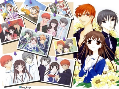 Fruits Basket!!!!!!!!!