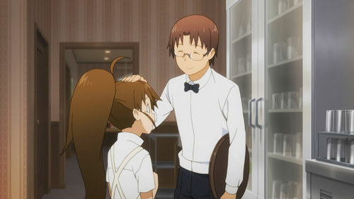 Mr. Takanashi. (One on right)