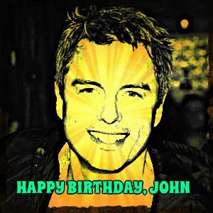 ✩ Happy Birthday, John!! ✩