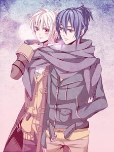 Nezumi & Shion (No6)