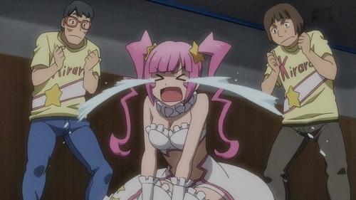 Kirara, Gundam Build Fighters - Ep 4.
