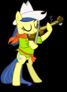 hmm...how about Fiddle Sticks and Octavia,playing their musical instruments together?