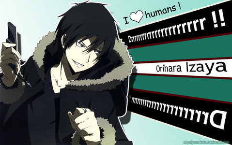 I haven't posted Izaya in a while. :)
