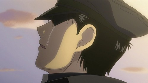 Roy mustang from FMAB~