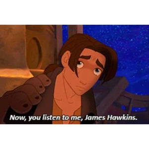 My प्रिय Male character is Jim Hawkins from Treasure Planet :). आप may not have heard this movie before, that's because this movie didnt do so well in theaters at the box office :(. Treasure Planet is my प्रिय movie :). First of all, I प्यार Jim Hawkins because he is 15 (like me) सेकंड of all, when Jim was a little boy, his father left his family...as he got older, he started isolating himself from everyone, feeling depressed या lonely, and most of all, getting into trouble. I can relate to Jim because at the age of nine, my dads side of the family cut us out of their lives...ever since then, my dad would say he would leave us....when i started middle school i isolated myself from everyone...when i was 13, I was diagnosed with Depression. I would get into trouble and even ditch school... I hope that one दिन I can find the motivation to change my future... Just like Jim.