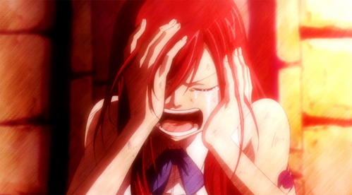 Erza Scarlet from Fairy tail