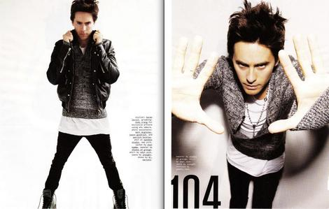 the ultra cool and hot Jared<3