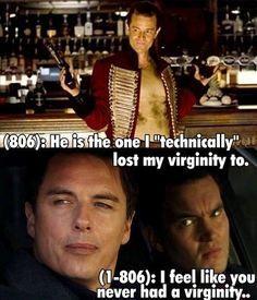Torchwood.