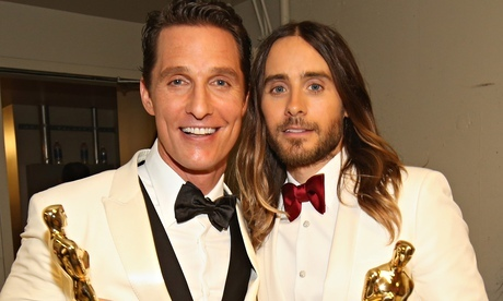 the 2 Golden Oscar babes,Matthew and Jared<3