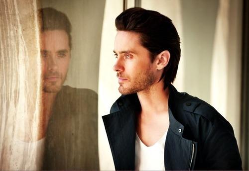 Jared's Hugo Boss photoshoot<3