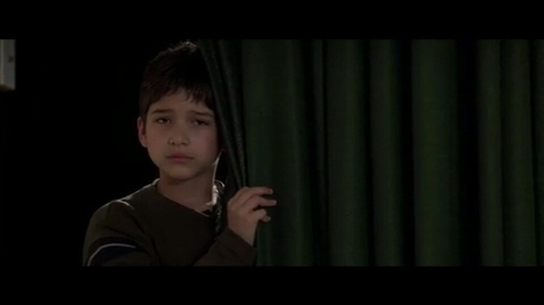 Tyler Posey as a kid
