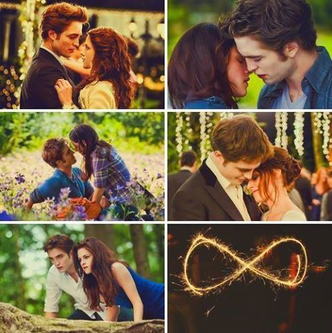 Robert and Kristen in my fave movies...the Twilight Saga<3