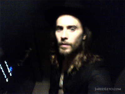 it may not be the best quality,but u can still tell it's Jared<3