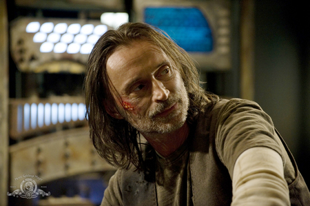 my sweet Bobby in Stargate Universe ♥