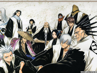 My Fav Series Of All Time Will Probably Always Be Deathnote, But As Of Right Now, I'm Watching Bleach :)