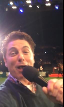 John at Superstar chiens :D