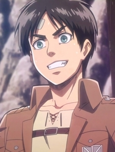 It says that Eren would go for me. Not quite the result I was expecting or anticipating, but, if that's what the iksamen concluded. X)