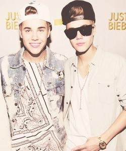 Justin and Justin!