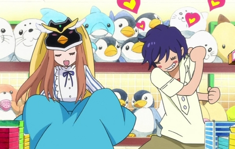Well, right now I'm watching Mawaru Penguindrum, and it's very good!