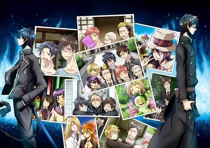 My current favourite would be Blue Exorcist.~