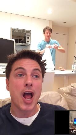 John with Scott<3