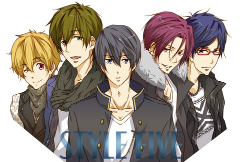 Since Kuroko no Basuke and Shingeki no Kyojin have been posted, I will post Free! Iwatobi Swimming Club. At first I thought, man it's just about bishounen swimming. What's so nice about it? And then, I watched the first episode. Wow. Before I know it, I've been waiting for each episode to come out each week and finally it ended. I was so sad. The story was really interesting and instead of the main character saving the day, it was the 'new-bee' that did.