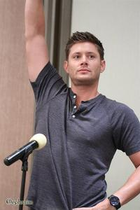 Jensen is always adorable to me ;)