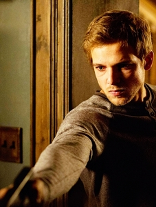 Max Thieriot as Dylan Massett from Bates Motel