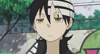 Death the kid!!!! <3<3 he's sooooo adorable!!! Even if he has OCD ;)
