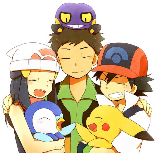 Video game? Pokemon for sure, then! Since DR was already telah diposkan c: