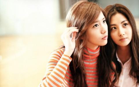 Seohyun au Yoona...