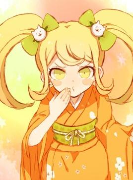 Hiyoko Saionji!