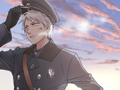 toi don't exactly decide. At least in my opinion. Anyways, most of the time your favourite characters can grow on you, others toi find toi start to like over time, ou in some cases a character toi grow to like even though toi didn't like them at first. Some times characters can become your favourite right away. -smiles- The way Prussia became my most favourite character was an over time thing. At first I actually didn't like Prussia. I thought he seemed loud and kind of obnoxious. After awhile, I started to see his character plus and his personality. He then became my most favourite Hetalia character. I absolutely just l'amour Prussia and I admire him. He's utter perfection in my eyes. [url=http://www.pixiv.net/member.php?id=5431277][u]Artist[/url][/u]
