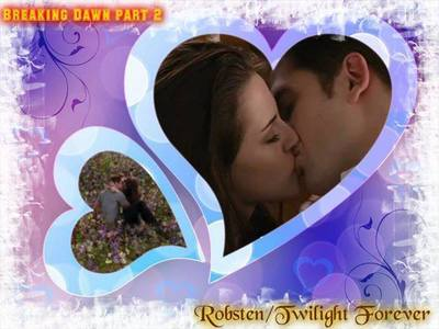 I really प्यार this pic of Robert and Kristen as Edward&Bella from BD 2<3