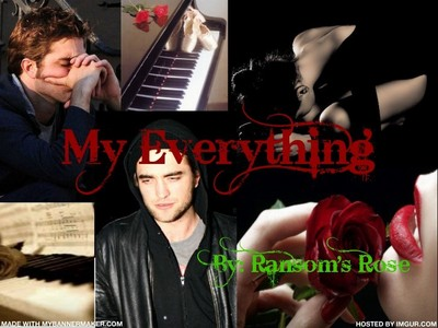 my gorgeous Robert is MY EVERYTHING<3
