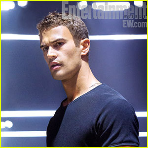 Theo's sexy jaw.I wanna lick it and bite it<3