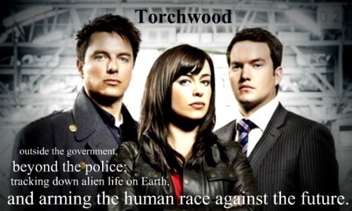 Torchwood.