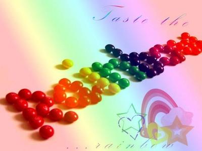 Rainbows :D