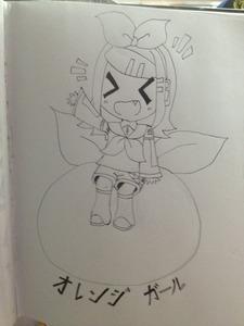 Kagamine Rin Desu (O w O)