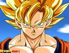 Goku from Dragon Ball Z has to be one of the most badass main characters i have ever seen