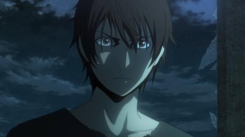 Sakamoto Ryota ~ Btooom! ( My initial is S )