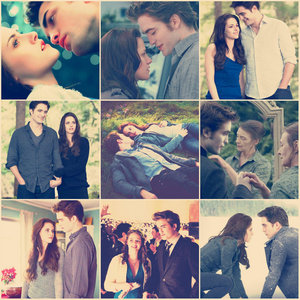 Edward&Bella...always and forever<3