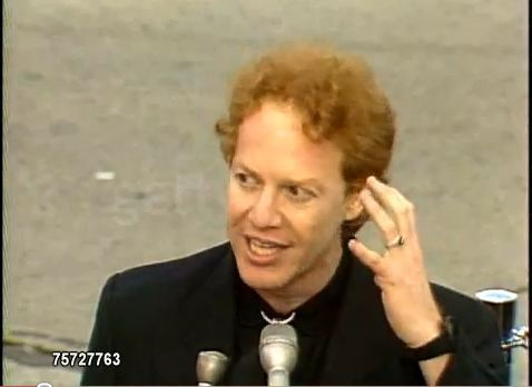 Danny Elfman HOW DO 你 NOT 爱情 THAT BUNDLE OF RED HAIR OMG